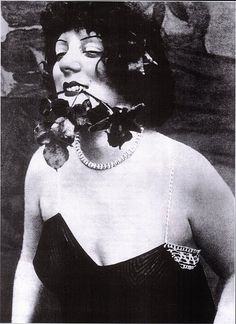 Shortly after arriving in Paris, he met and fell in love with Kiki de Montparnasse (Alice Prin), an artists' model and celebrated character in Paris bohemian circles. Kiki was Man Ray's companion for most of the 1920s. She became the subject of some of his most famous photographic images and starred in his experimental films.