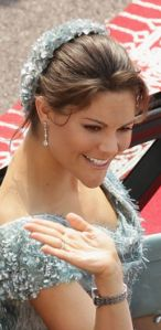 Crown Princess Victoria, July 2, 2011 | The Royal Hats Blog