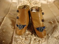 French Fashion Shoes from fancyandfine on Ruby Lane