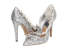 DSQUARED2 W12A313292-24 Glitter Argento - Zappos.com Free Shipping BOTH Ways