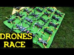 DRONE RACING AIRGONAY FPV NCS - COURSE DE DRONES - PURSUIT UAV