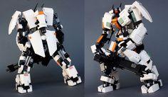 Lego Guardian by m_o_n_k_e_y #mecha #robot