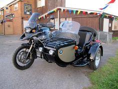 BMW R 1200 GS+DMC Sidecar