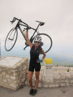 CycleMont Ventoux - We'll Be With You Right To TheTop