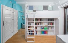 Pokój nastolatki/ A teenager's room