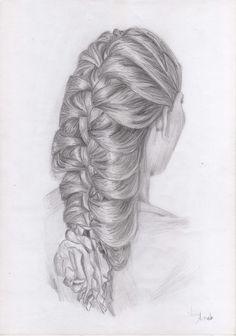 Hairstyle #3   by: Vânia Azevedo