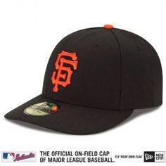 e1afa4d93a1 San Francisco Giants - New Era 5950 Performance Fabric MLB Ftd. Low Crown  Cap Game · Caps GameWorld Baseball ClassicBaseball JerseysSoftballMinor ...