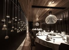 2013 Restaurant & Bar Design Award Winners : The Century / Paring Onions