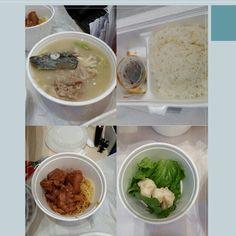 肥牛 魚頭 湯飯 + 豬手麵 , 勁 好 味 呀