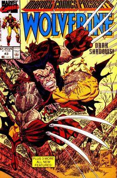Marvel Comics Presents 43 Wolverine Marvel comics group