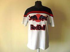 Maglia Shirt Red Bull Trikot Racing Energy Maillot Tg. M (B57)