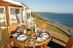 The Edge Beachfront Cottage in England