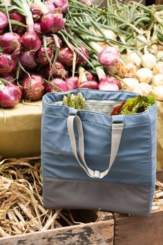 Produce Packs Perfectly in Cabaggage Market Totes — Product Review | The Kitchn