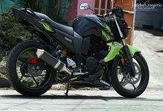 Yamaha FZ 16 S Cambio Luz trasera Yamaha Fz 150, Fz Bike, Fz 16, Lion Wallpaper, Cool Motorcycles, Hipster Outfits, Super Bikes, Scrambler, Motorbikes