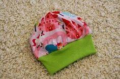 Jerseymütze Wendemütze für Kind und Erwachsene mit Schnittmuster