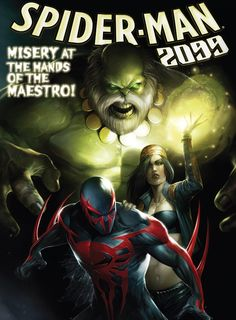 Spider-Man 2099 #10 cover