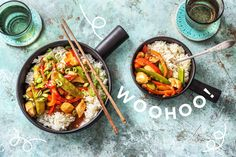 Chinesisches Hähnchen Süß-Sauer Fresh, Ethnic Recipes, Food, Bowls, Easy, Chinese Style Chicken, Red Peppers, Serving Bowls, Essen