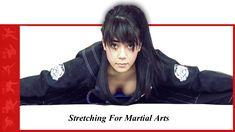 Learn How to do the splits for martial arts Karate Styles, How To Do Splits, Martial Arts Women, Art Women, Martial Artist, Taekwondo, Jiu Jitsu, Stretching, Different Styles