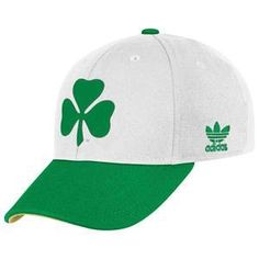 """Notre Dame Fighting Irish adidas Shamrock Flex Hat by JAGZ. $21.99. Raised Felt Logo on Front. 97% Acrylic / 3% Spandex. """"ND"""" Stitched onto Back. Officially Licensed. Gorgeous multi-colored flex cap from adidas!"""