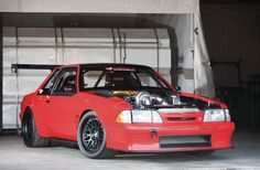 'Top Notch' - 1990 Ford Mustang