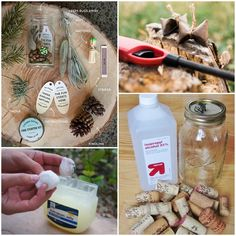 15 diy fire starters to keep you toasty fire starters Survival Prepping, Emergency Preparedness, Survival Skills, Survival Fire Starter, Bushcraft Skills, Emergency Kits, Survival Gear, Diy Camping, Camping Hacks