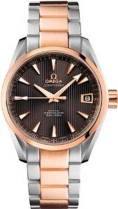 OMEGA - Women's Watches - Omega Aqua Terra