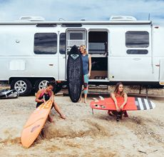 Roxy Surfer Tell All  - Skincare Beauty Secrets from @Indra Fortney Mirror