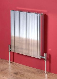 I-Line radiator - now a limited edition in polished aluminium