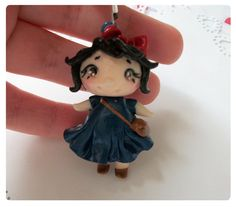 Kiki delivery service charm phone charm necklace by FairysLiveHere