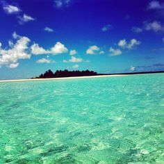Aitutaki....deep in the south pacific