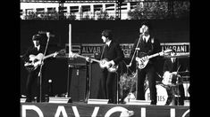 The Beatles Live, A Hard Days Night, Rome Italy, Concerts, June, History, Theater, Historia, Rome