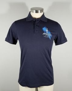 PUMA Men s America s Cup Polo Short Sleeve Casual Shirt  PUMA  PoloRugby c9ad47975cb4