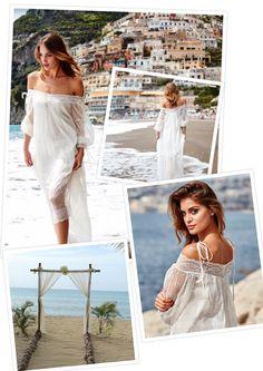 """""""Yes, I do"""" on the beach  #wedding #onthebeach"""