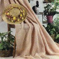 Crochet Lightweight Afghan ~ MomsLoveOfCrochet
