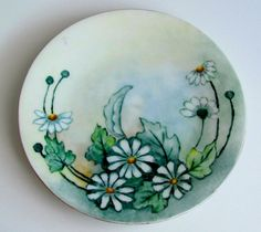 Antique China Favorite Uno IT Bavaria Uno plate with by Vinphemera, $18.00