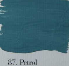 L'Authentique krijtverf - nr. 87 - Petrol