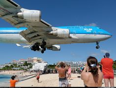 Boeing 747-406M aircraft picture. KLM Asia. Philipsburg / St. Maarten - Princess Juliana (SXM / TNCM) St. Maarten, December 13, 2013