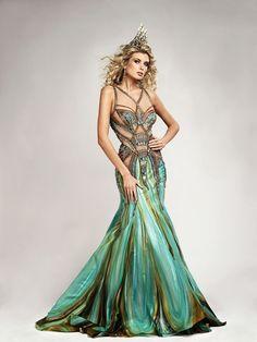 Amazing Dresses by Blanka Matragi