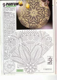 Kira scheme crochet: Scheme crochet no. 1768