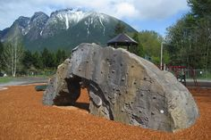 Playground Boulders & Climbing Rocks | Commercial Playground Equipment | New England Recreation Group, MA