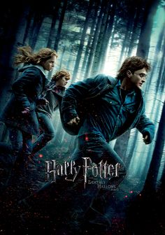 Harry potter and the deathly hallows wallpaper - sf wallpaper Harry And Ginny, Ron And Hermione, Hermione Granger, Harry James, Mundo Harry Potter, Harry Potter Movies, Harry Potter World, Deathly Hallows Part 1, Harry Potter Deathly Hallows