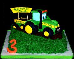 Tractor Cake - Tractor made of RKT Boy Birthday, Birthday Cakes, Birthday Ideas, Cake Central, Tractor Cakes, Home Recipes, Cupcake Cakes, Cupcakes, First Birthdays
