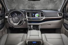 The 2016 Toyota Highlander Hybrid is the featured model. The 2016 Toyota Highlander Hybrid Interior image is added in the car pictures category by the author on Apr 2017 Nissan Pathfinder, Toyota Highlander Hybrid, Compare Cars, Car Gadgets, Super Sport Cars, Toyota Camry, Classic Cars, Vehicles, Decorating Ideas