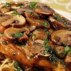 Olive Garden Chicken Marsala Recipe - Key Ingredient