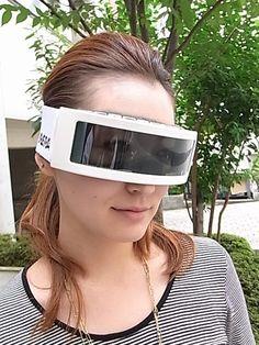 017864c2ec230 1980s PORSCHE DESIGN by CARRERA sunglasses shield goggles. Facesunglasses