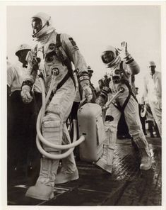 Gemini V.  Gordo Cooper and Pete Conrad.  August 21-29, 1965.  120 orbits.  First week in space.