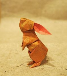 OrigamiRabbit by Lonely-Shiba