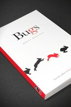Bugs by Sam Bunny, via Behance