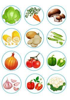 Senses Activities, Fall Preschool Activities, Quiet Time Activities, Montessori Activities, Toddler Activities, Fruit And Veg, Fruits And Vegetables, Orchard Toys, Fruit Icons