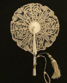Antique Venetian Fan
